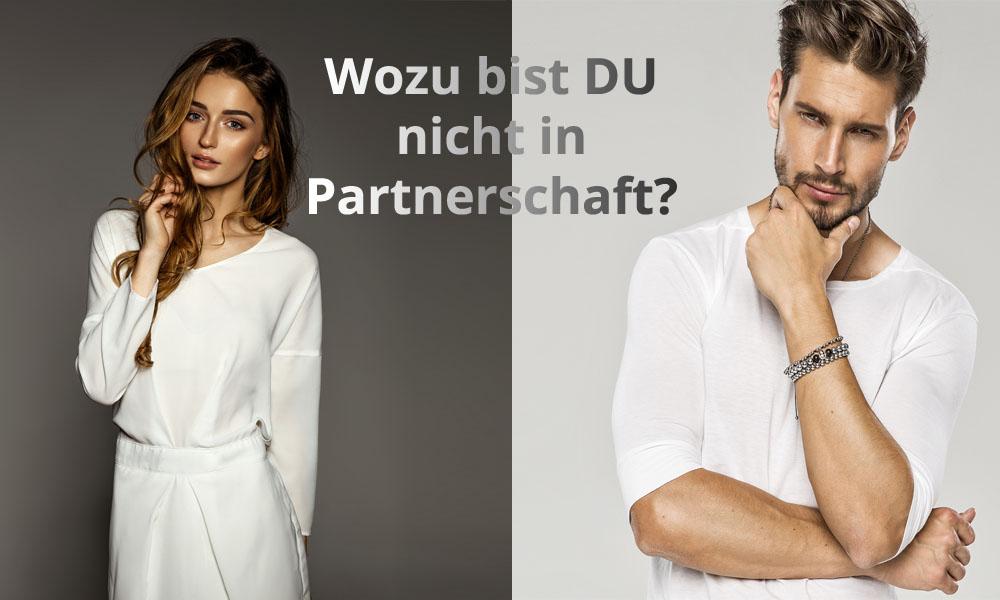 Wozu bist Du nicht in einer Partnerschaft?