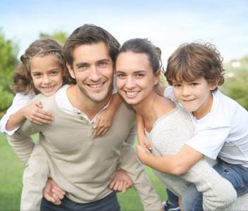 Nach dem Urheber-Prinzip zu leben, macht auch das Familienleben um einiges harmonischer.