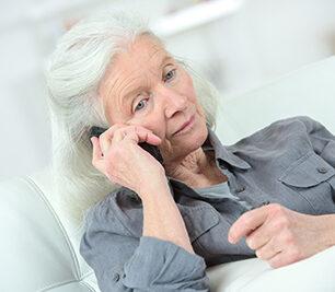 Eine Depression im Alter wird oft nicht als diese erkannt